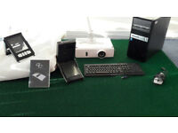 Foresight Golf Simulator GC2 Monitor, High End PC, Projector, Software, 92 Golf Courses, Enclosure