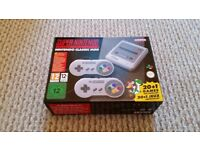 Snes Mini with 200 games