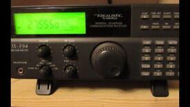 HF SSB Amateur Radio Communications Receivers