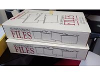 Suspension Files for sale