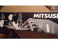 MITSUSHIBA GOLF CLUBS AND BAG