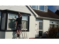 Fascia and guttering, and handyman service covering Lytham St. Annes and surrounding areas