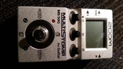 Zoom MS50G Multi-Stomp