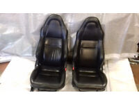 Toyota MR2 MK3 Roadster Leather Seats and Door Cards
