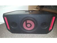 Beats by dr. dre - Beatbox Portable