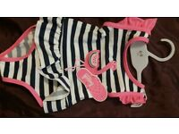 Swimming costume 6-9 months brand new with tags Debenhams
