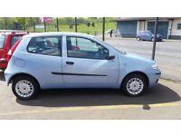 FIAT PUNTO ACTIVE 1.2 SPARES/REPAIRS 3 door 2006 83000 Miles no MOT needs alternator