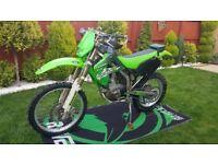 Kawasaki KLX 300R / Road legal enduro / MOT / 57 plate / NOT XR EXC DRZ WR