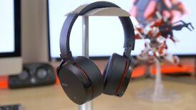 Sony MDR XB950BT wireless extra bass great beats