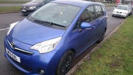 2011 Toyota Verso-S automatic in excellent condition - 24992 miles