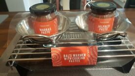 Balti Warmer with Cooking Paste - Brand New