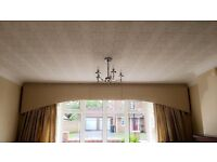 Box pelmet for curtains. Lovely in excellent condition
