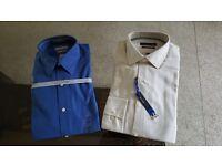 2 designer shirts