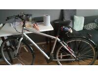 Ridgeback Metro Meteor commuting bike 19 inch