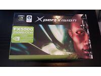 NVIDIA GRAPHICS FX5500 256MB/DDR