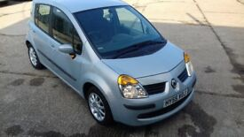 LOW MILEAGE RENAULT MODUS 1.4 L & VERY CLEAN AND TIDY