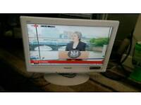 Panasonic 20 inch screen hd led free view TV £ 30