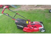Cordless Lawnmower & Strimmer (Warranty incl.)