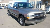 2000 Chevrolet Silverado 1500 AUTOMATIQUE,MAG,BAS MILLAGE 80,000