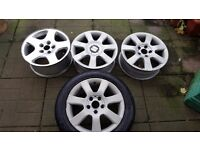 Seat(Audi and VW) 16inch Alloy Wheels
