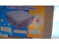 Brand New in box, Winter Protection Hot Tub Cover fit size 7' x 7' Hot Tub.