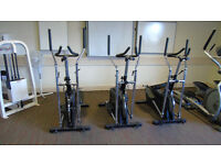 Cross Trainer Walking Machines for sale