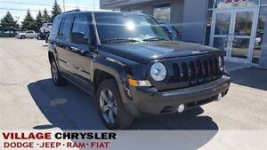 2015 Jeep Patriot High Altitude 4x4 Leather, Pwr/Sunroof