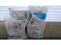 FREE Four bags of building sand