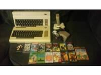 X2 Commodore VIC consoles plus games bundle