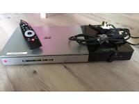 LG 3D smart BLU ray player BP740