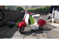 Vespa Douglas 1960 125cc