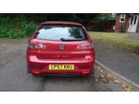 Seat Ibiza 1.2 Reference (70), Below 80k miles, Drives w/ fault