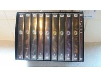 X-Files Original Series Boxset