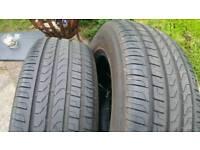Pirelli SCORPION VERDE Tyres x2
