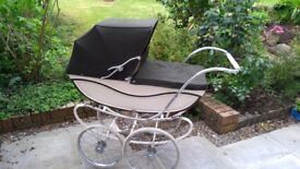 Marmet Coach Built Pram cherished and in good condition