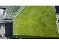 Artificial grass for sale 9mx2m
