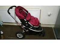 Mothercare xpedia 3 wheeler stroller