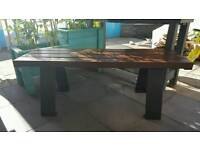 Garden bench (Brand new)