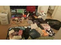 Job lot of items