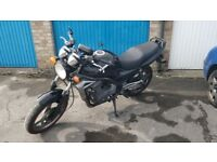 Kawasaki ER 500 Mot with Previous MOTs A2 RESTRICTED (COMPLIANT) WITH LOTS OF SPARES