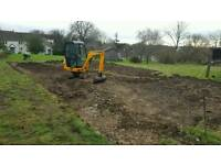 Digger Driver Hire Weston-super-Mare