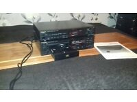 Technics CD+TUNER Separates