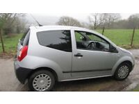 Citreon C2 Enterprise 2 owners from new. Present owner since 2011. Only used as spare vehicle