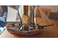 Pirate Ship Playmobil