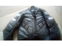 Milbury of London motor cycle jacket