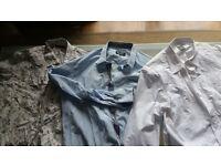 Designer Shirts large and Extra Large