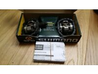 Shimano PD-M424 clipless SPD bicycle pedals