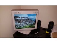 Iiyama Vision Master Pro 454 (HM903DT B) 19 inch CRT Monitor in excellent condition