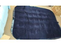 Bestway double air mattress (airbed, blow up mattress), barely used