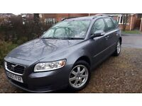 Volvo V50 Estate 1.6D 57 Reg 1 Owner From New Full Service History £3,000.00 ONO